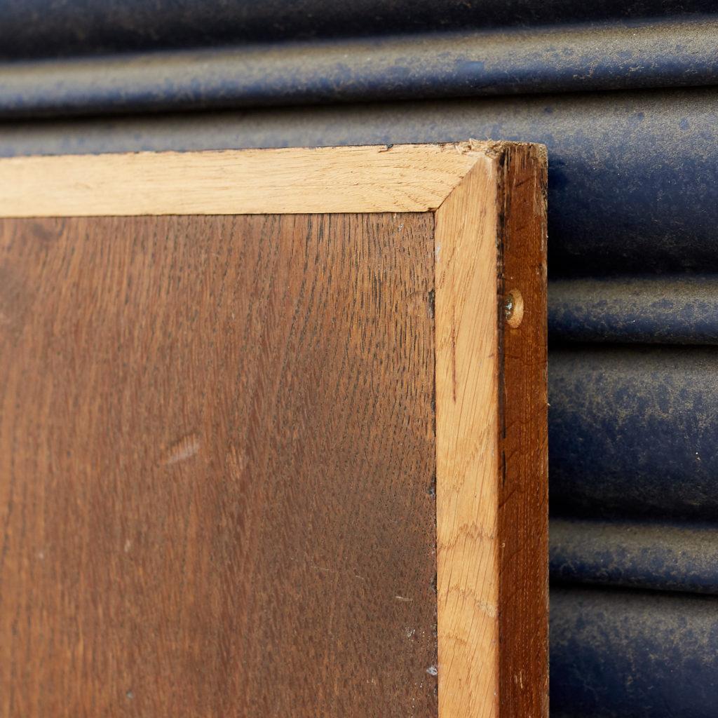 Smoked Argonne oak table top,-118238