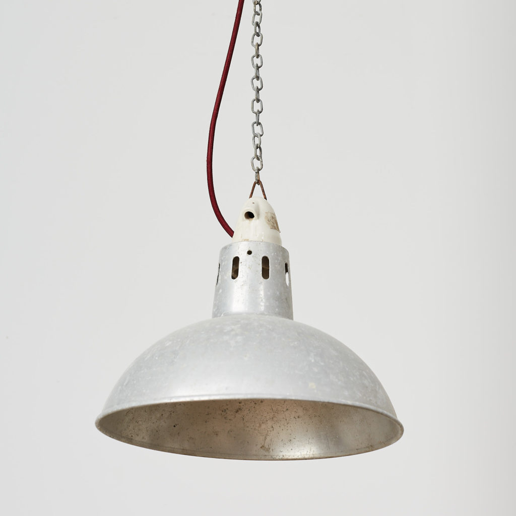 Reclaimed English chicken coup light,-0