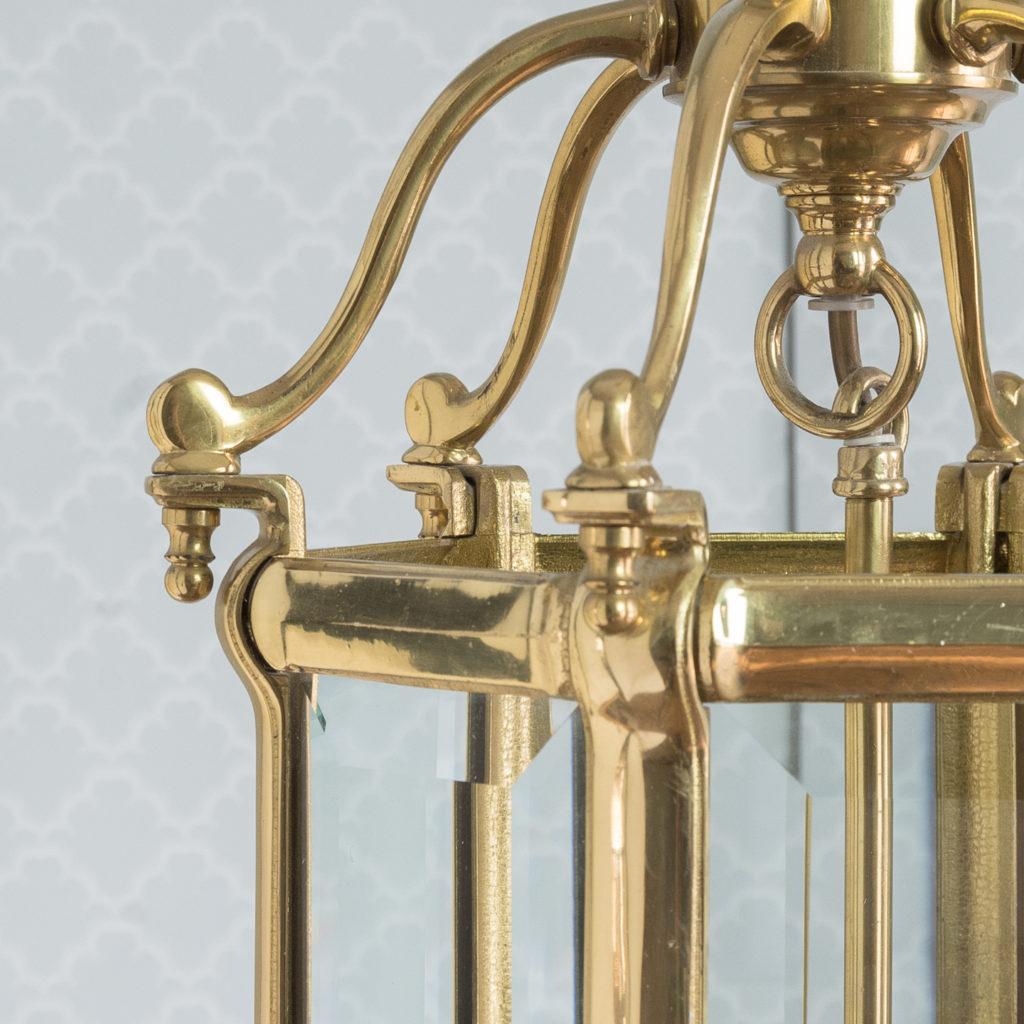 Georgian style lantern,-118433