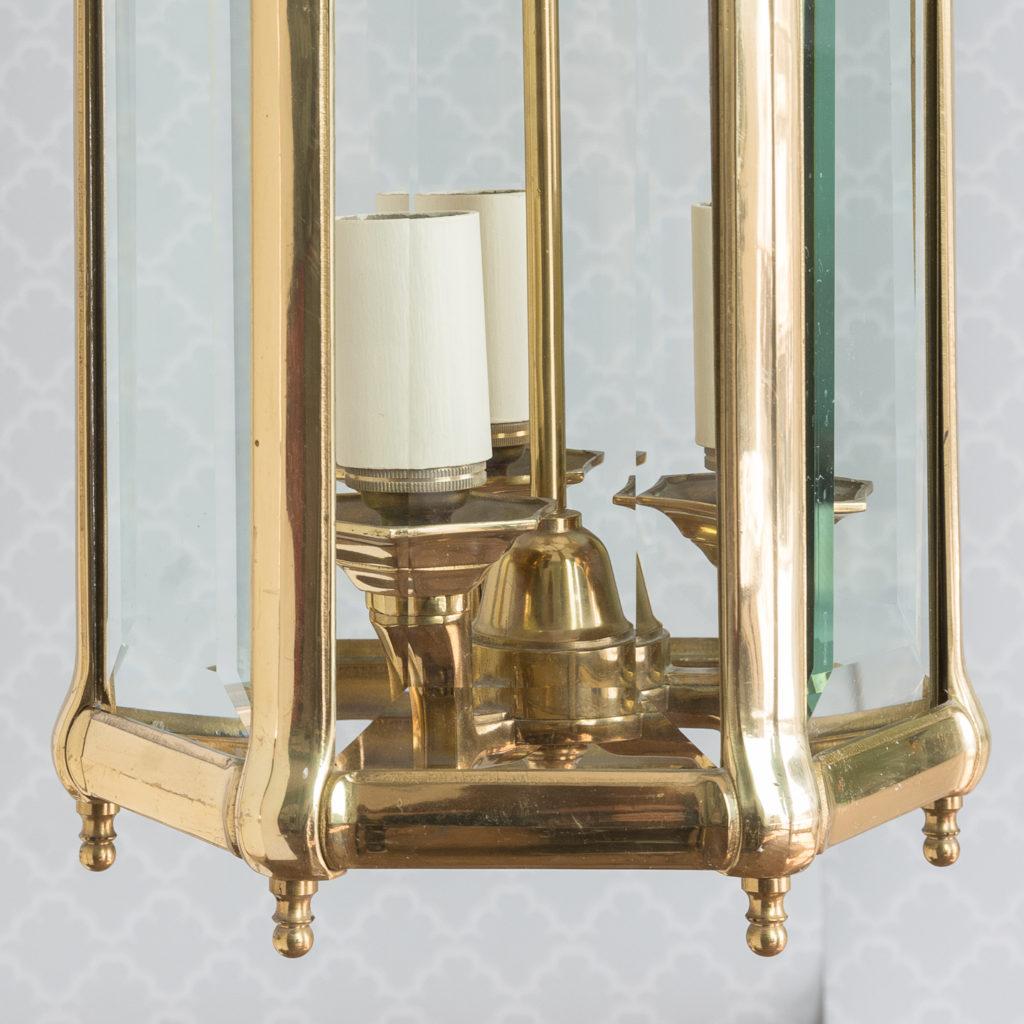 Georgian style lantern,-118438