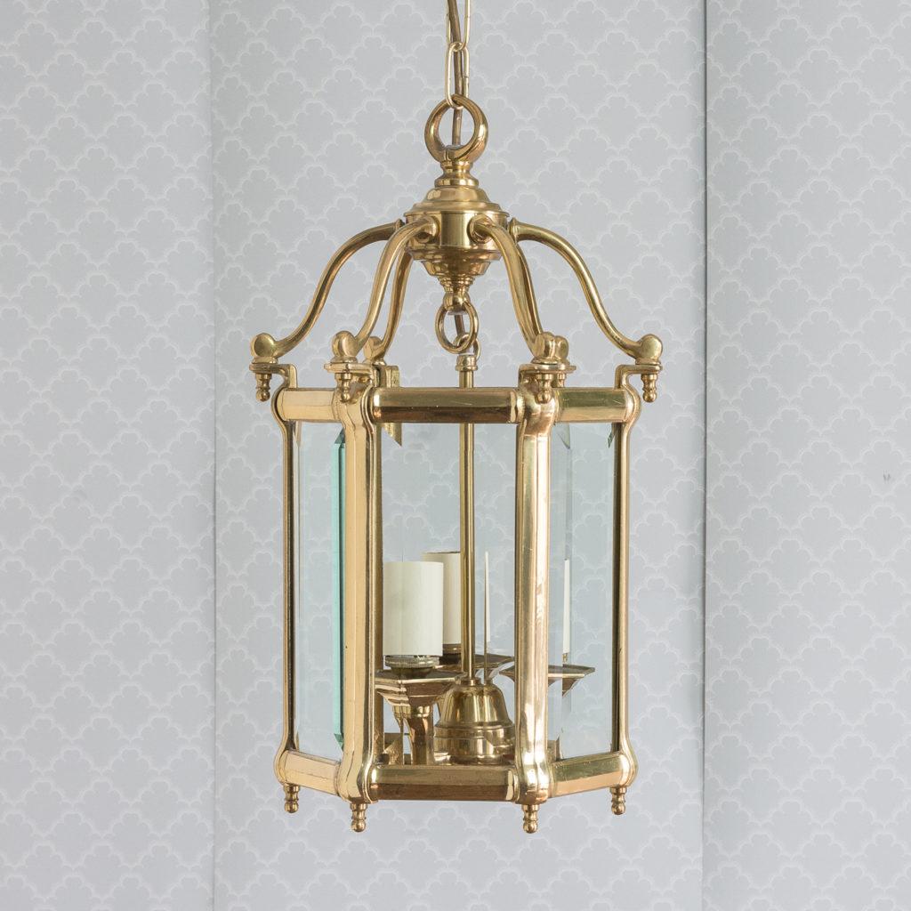 Georgian style lantern,-0