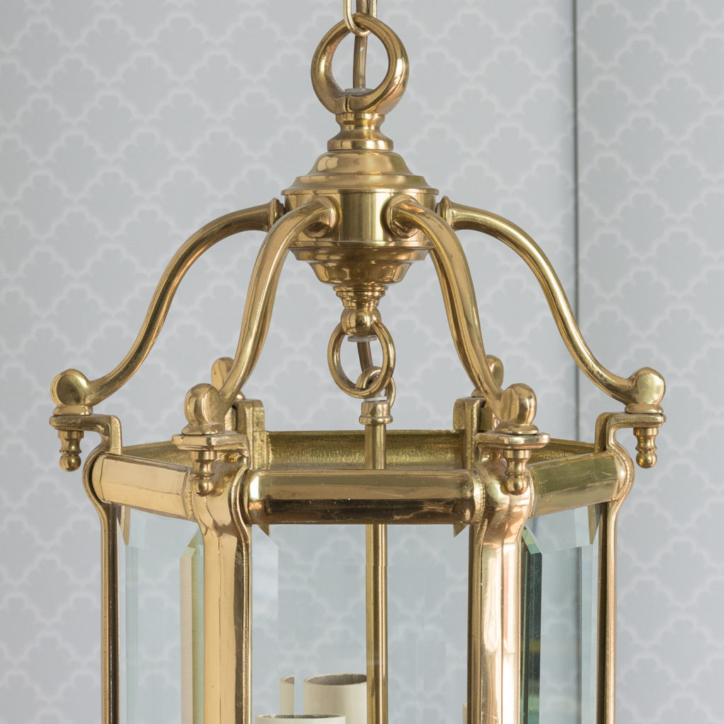 Georgian style lantern,-118437