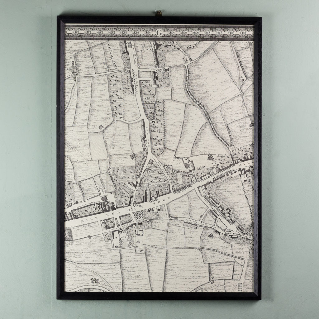 A plan of the cities of London and Westminster, and borough of Southwark,-118723