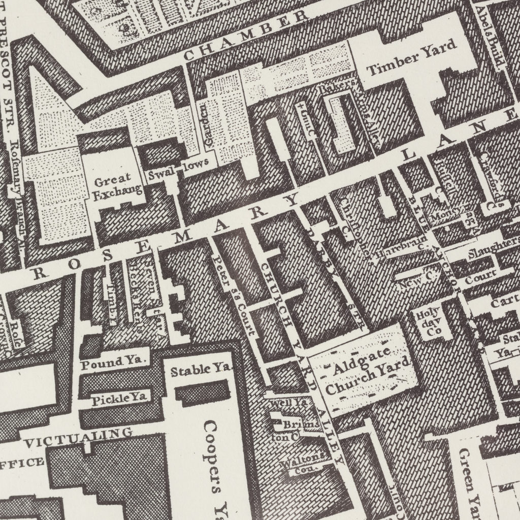A plan of the cities of London and Westminster, and borough of Southwark,-118712