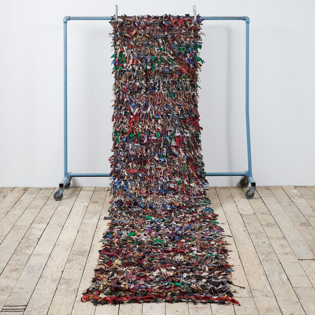 Swedish rag rug,-118469