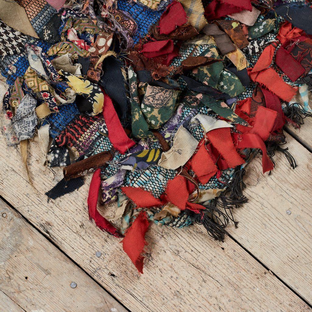 Swedish rag rug,-118472