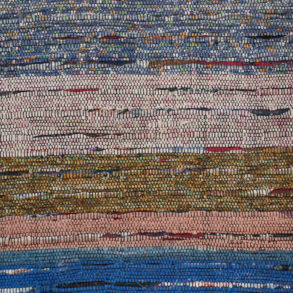 Swedish rag rug,-118467