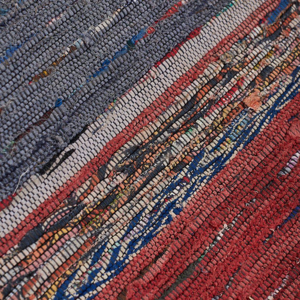 Swedish rag rug,-118470