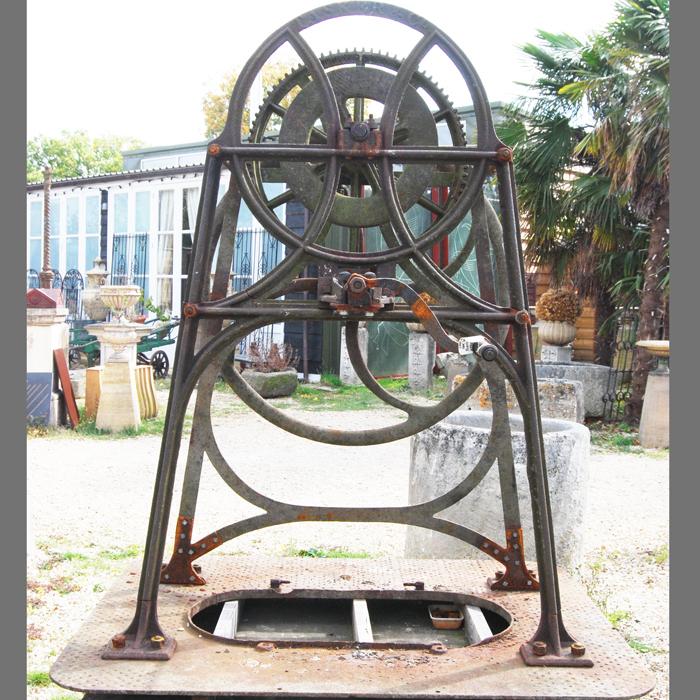 Tasker Well-winch