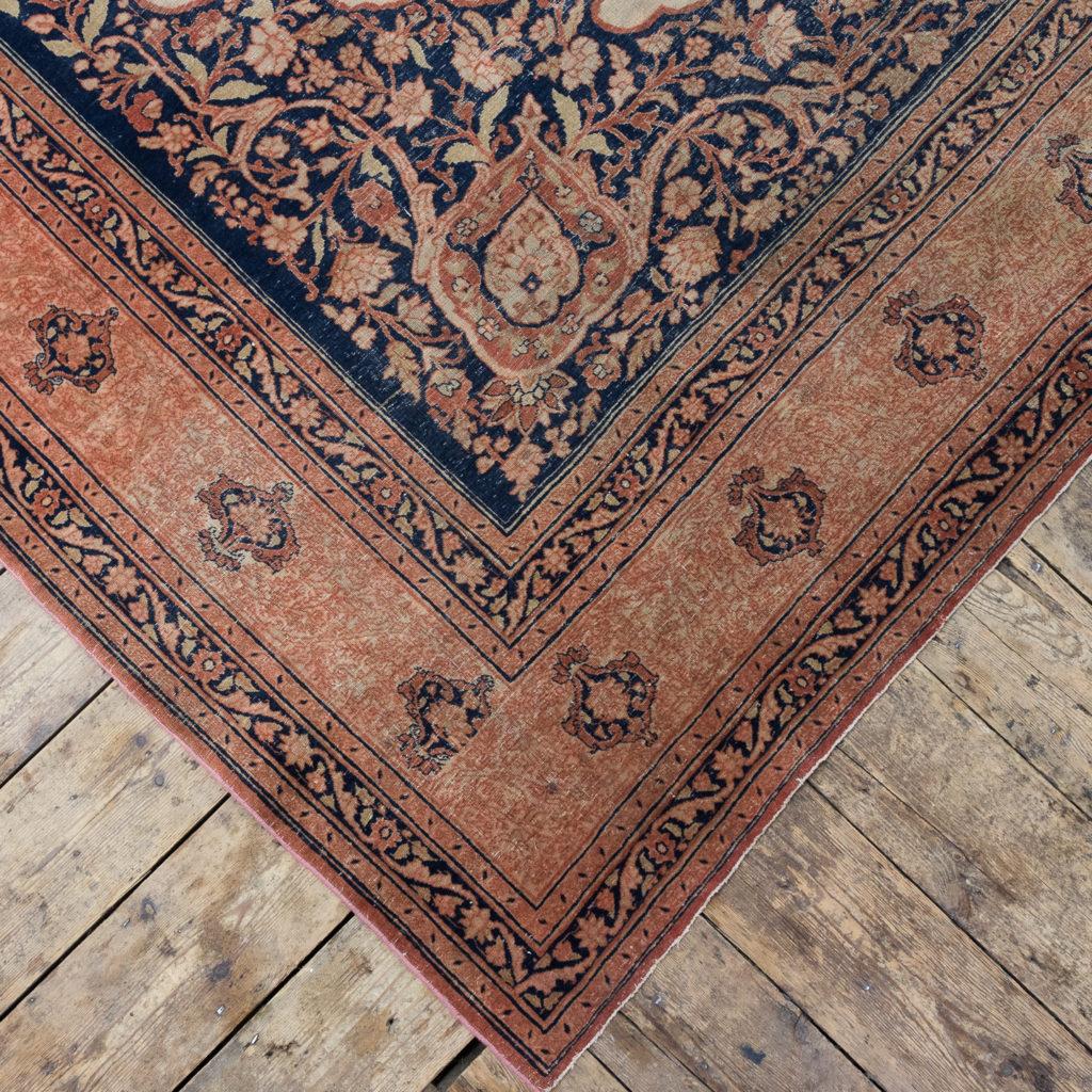 Late nineteenth century Haji Jalili Tabriz rug,-118961