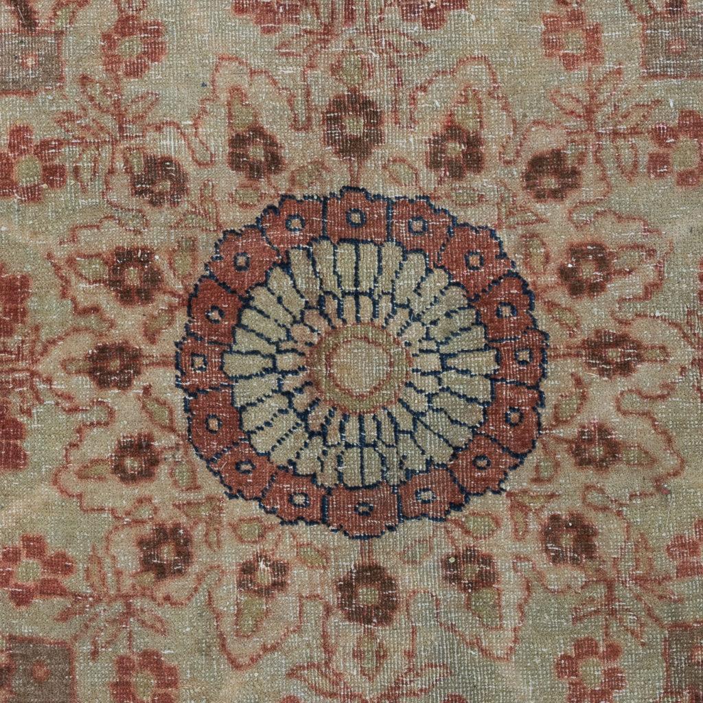 Late nineteenth century Haji Jalili Tabriz rug,-118945