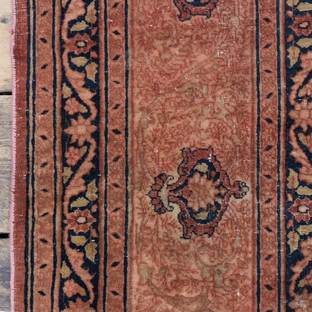 Late nineteenth century Haji Jalili Tabriz rug,-118949