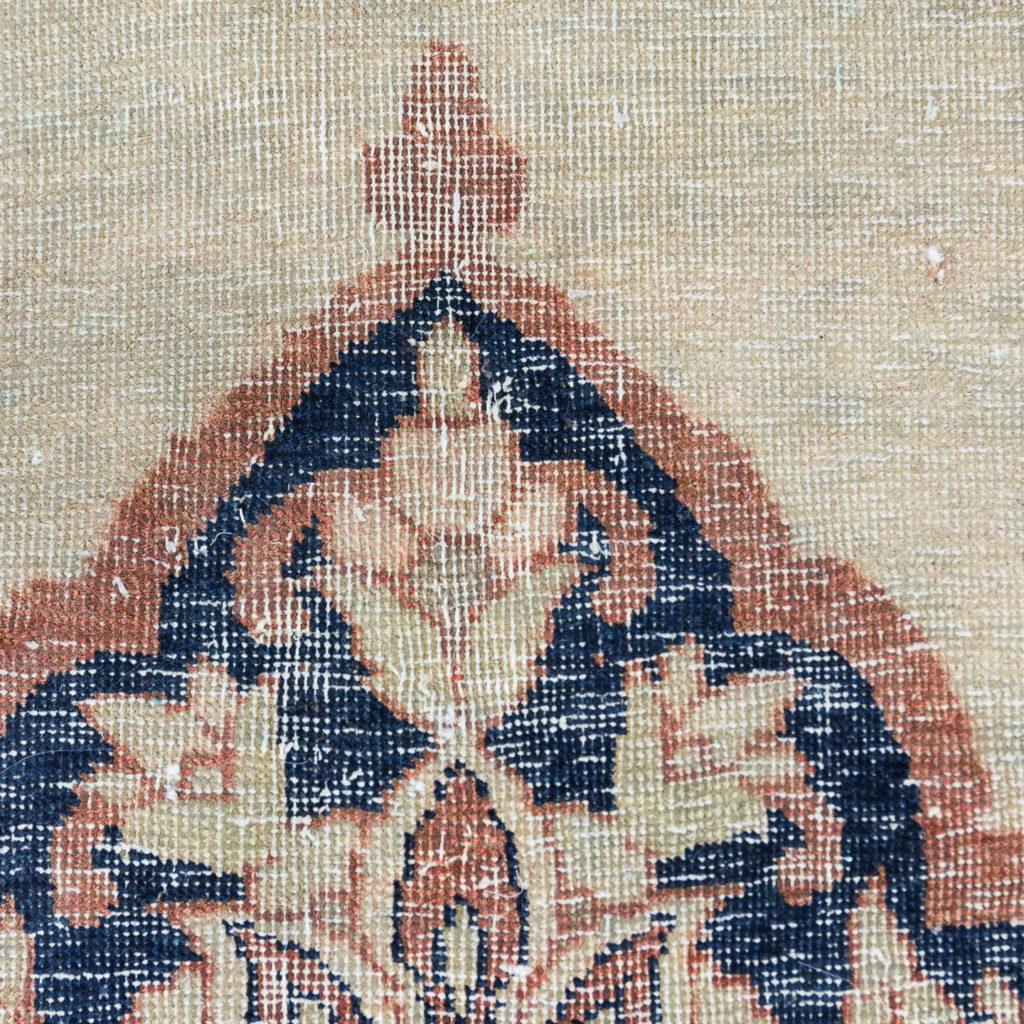 Late nineteenth century Haji Jalili Tabriz rug,-118947
