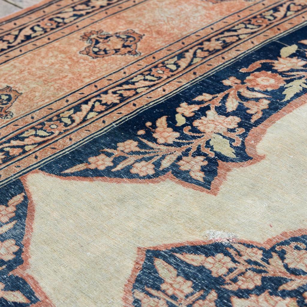 Late nineteenth century Haji Jalili Tabriz rug,-118955