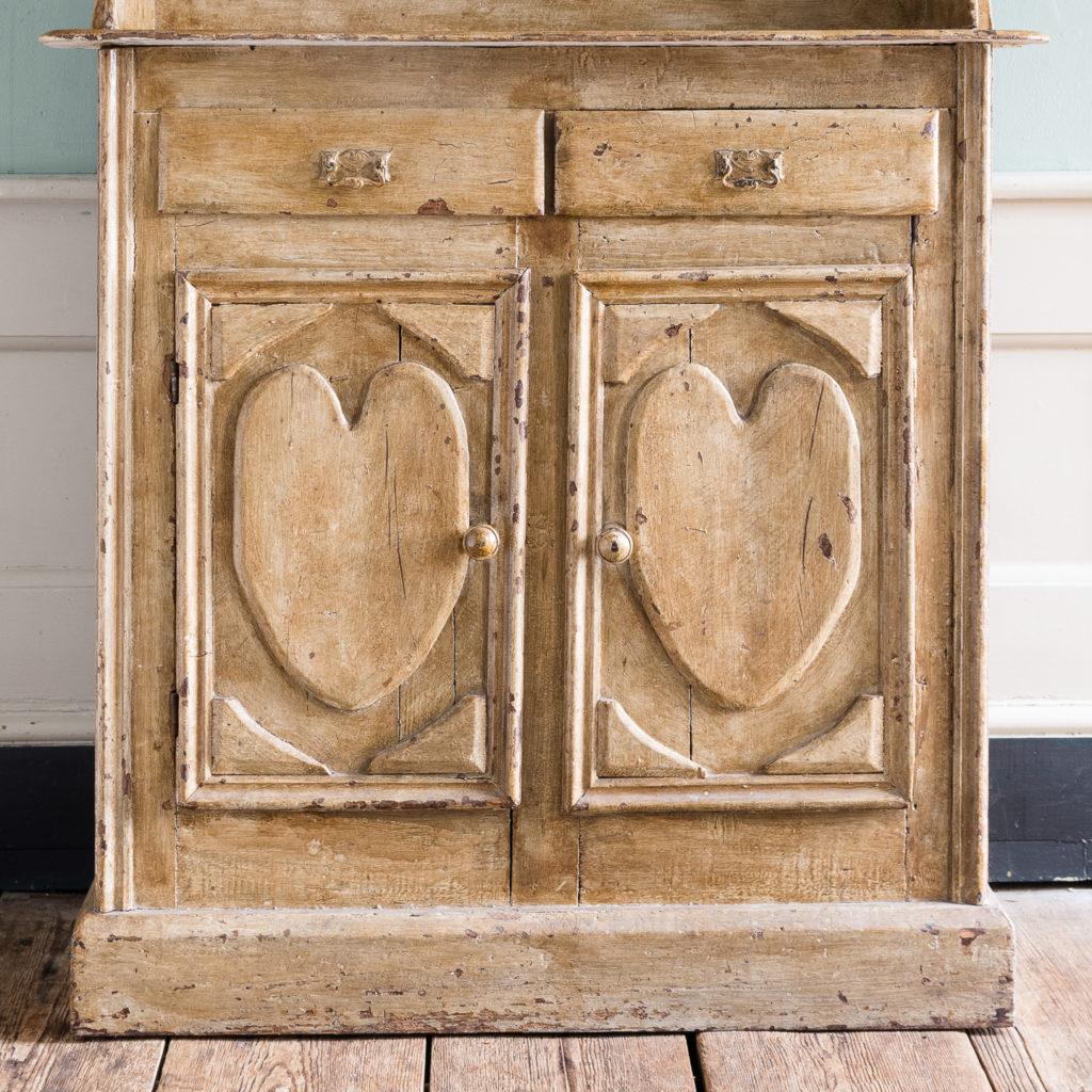 Early twentieth century tramp art dresser,-119483