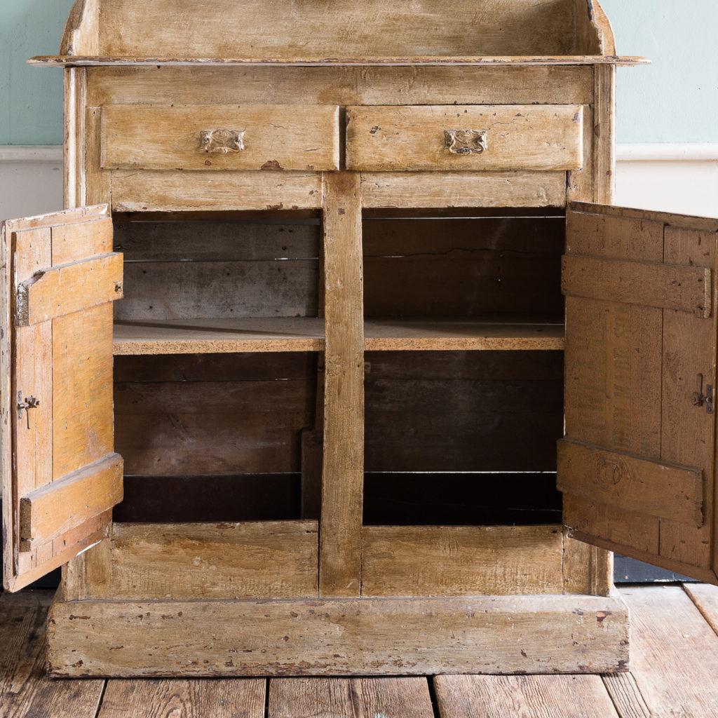 Early twentieth century tramp art dresser,-119485
