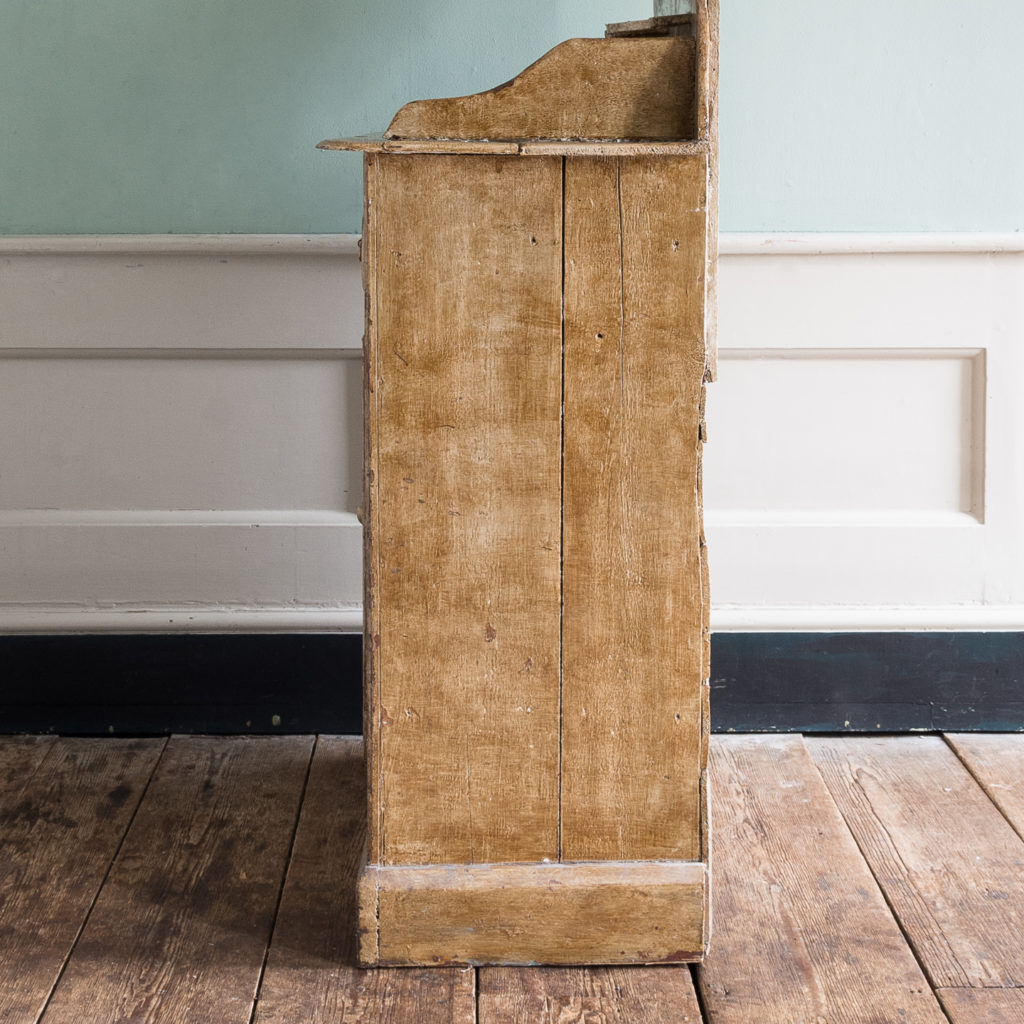 Early twentieth century tramp art dresser,-119505