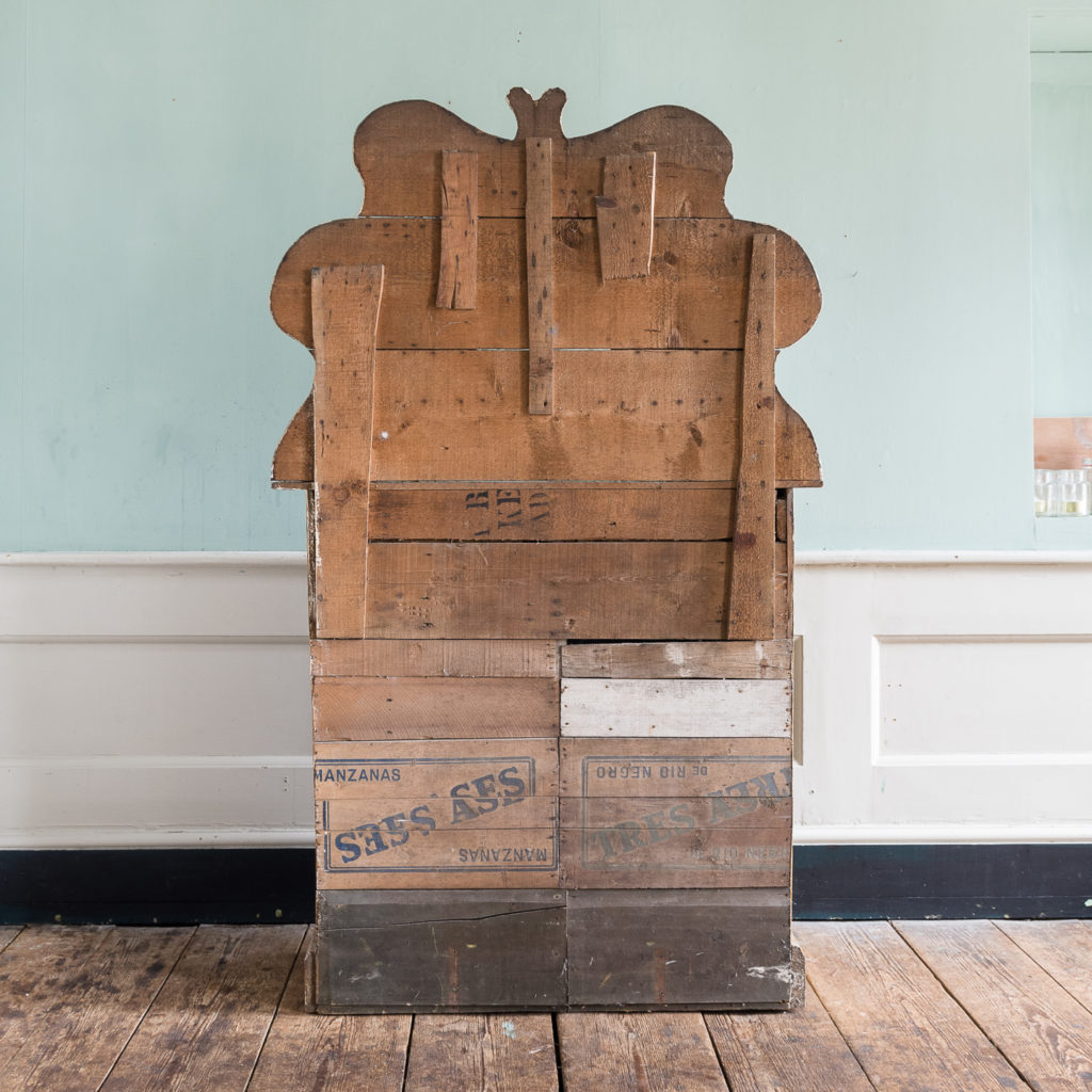 Early twentieth century tramp art dresser,-119501