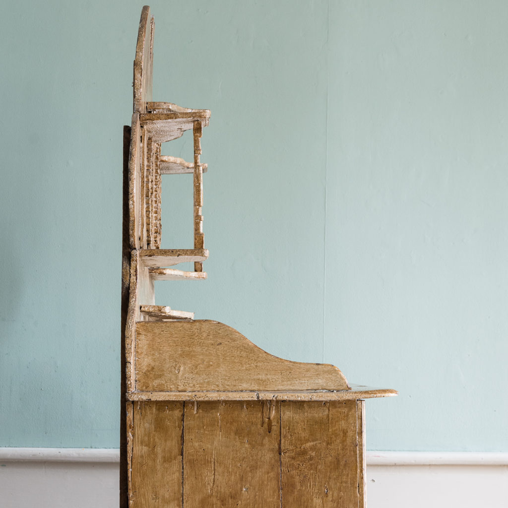 Early twentieth century tramp art dresser,-119498