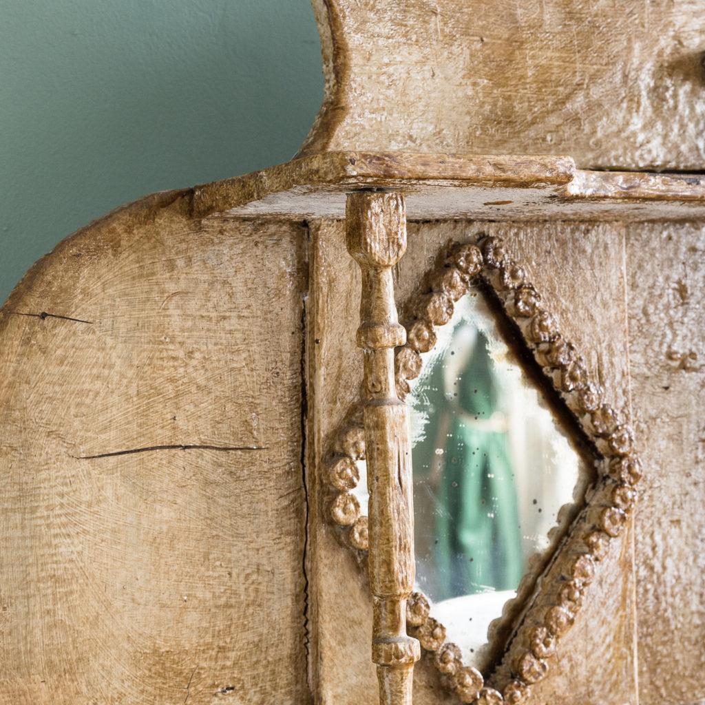 Early twentieth century tramp art dresser,-119487