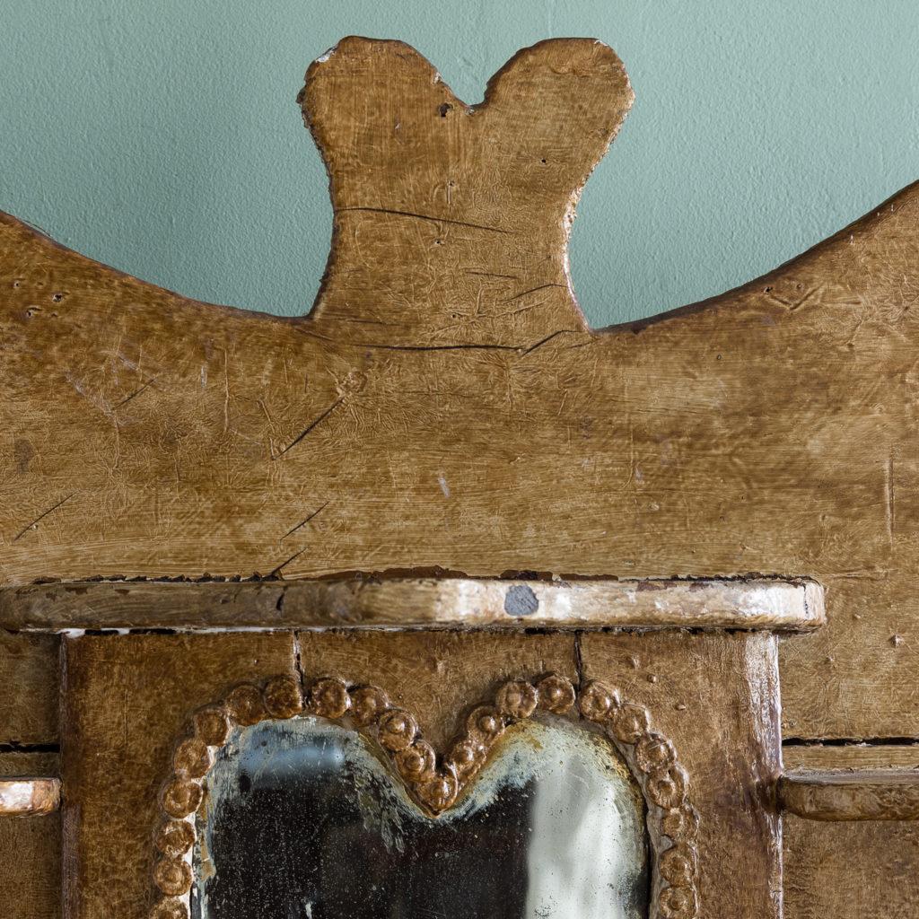 Early twentieth century tramp art dresser,-119488