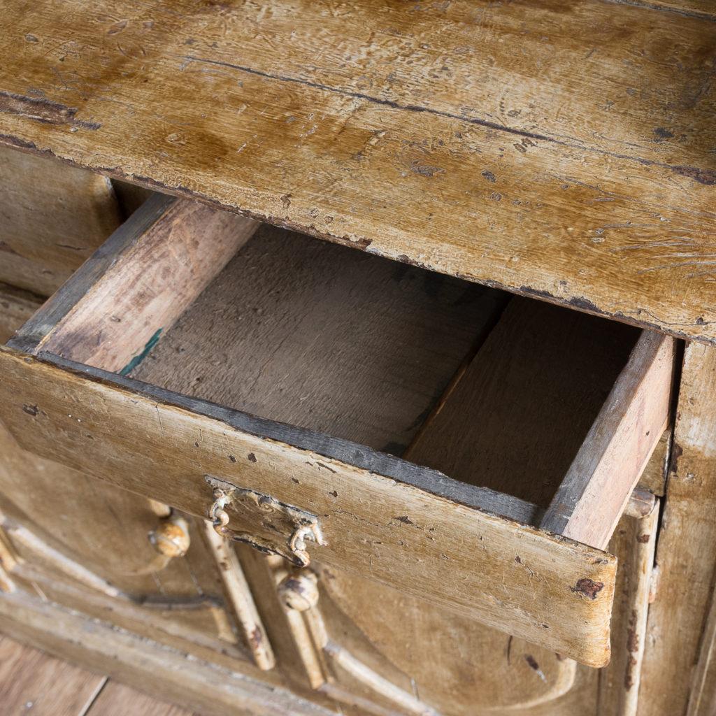 Early twentieth century tramp art dresser,-119497
