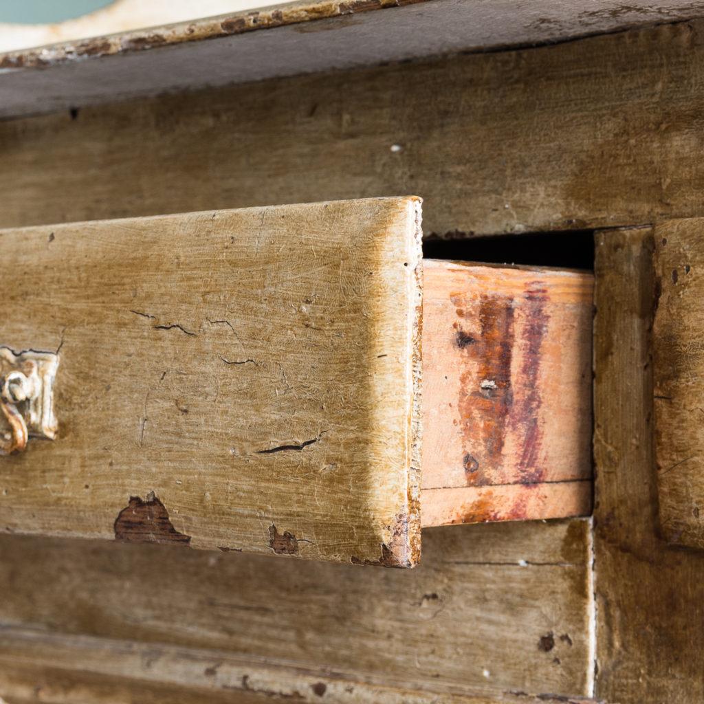 Early twentieth century tramp art dresser,-119503