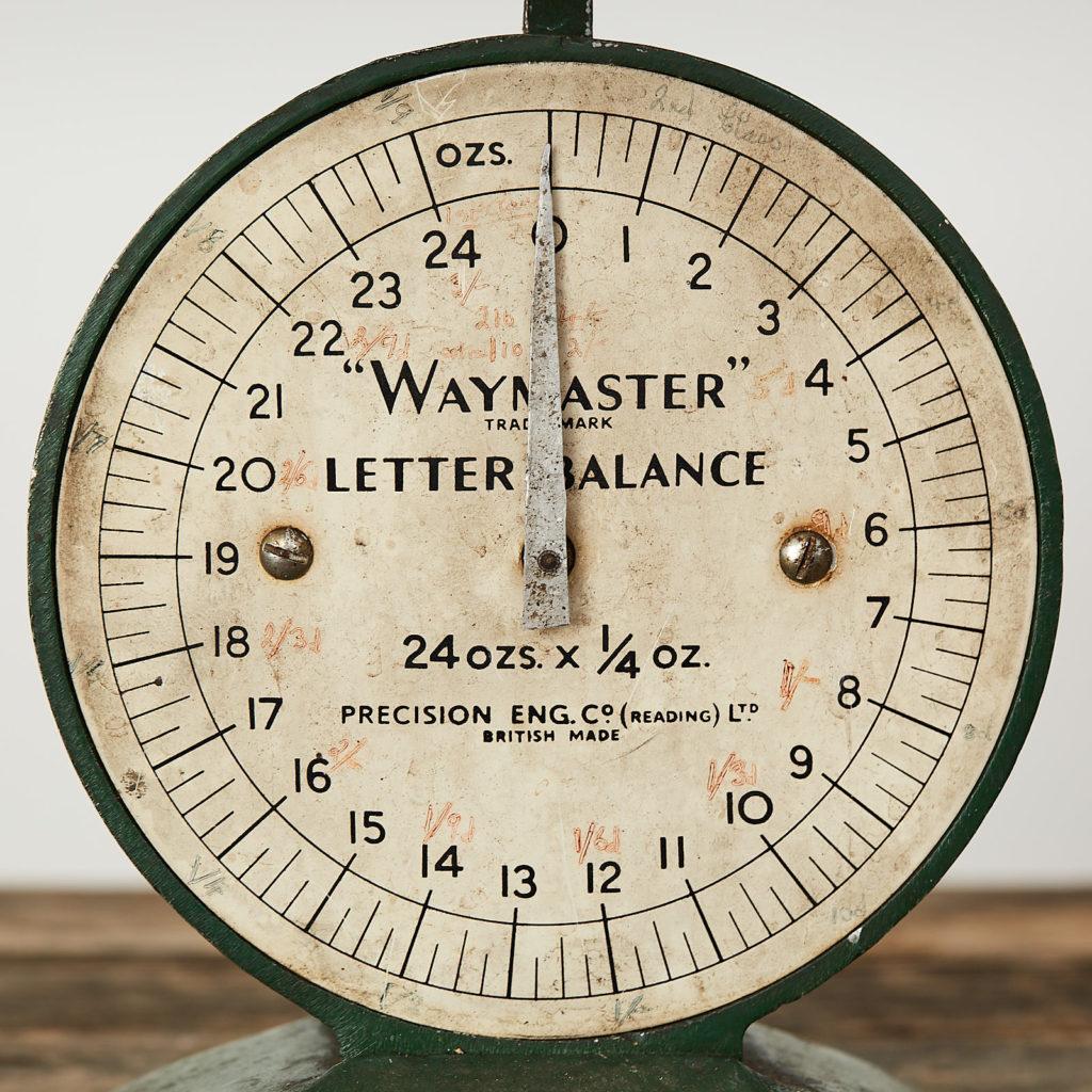 'Way Master' letter balance,-120778