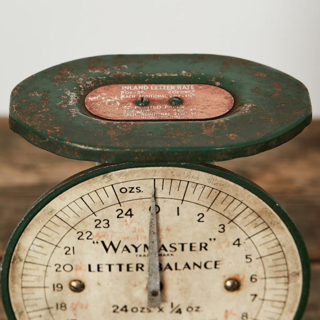 'Way Master' letter balance,-120781