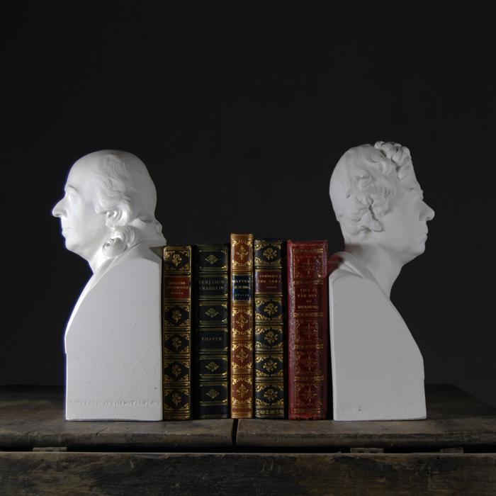 John Flaxman bust
