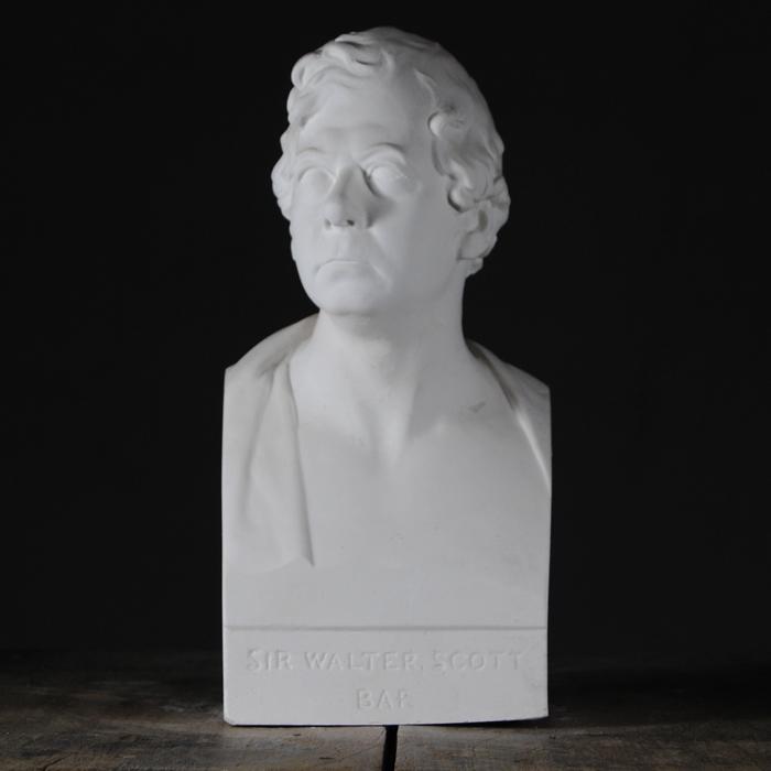Sir Walter Scott bust