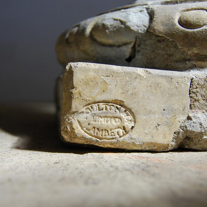 Doulton urn
