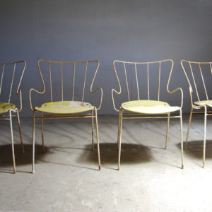 """Ernest Race """"Antelope"""" Chairs"""