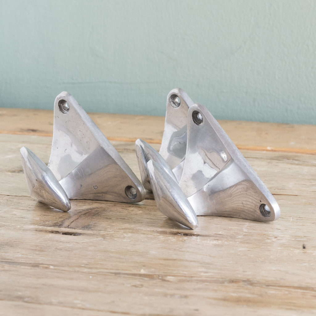 French aluminium coat hooks,-120298