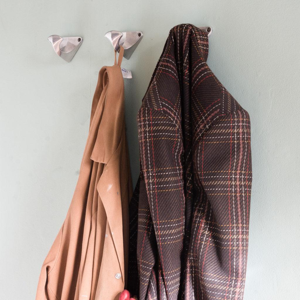 French aluminium coat hooks,-120832