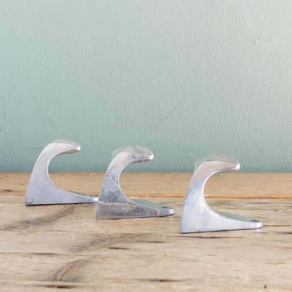French aluminium coat hooks,-120292