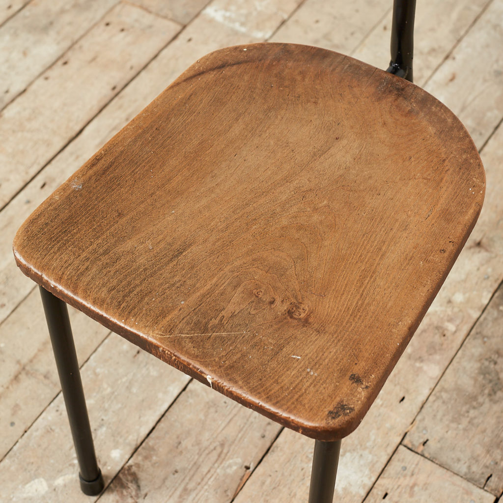 Mid century side chair,-121738