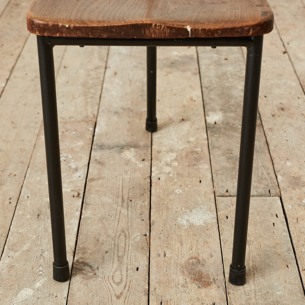 Mid century side chair,-121740