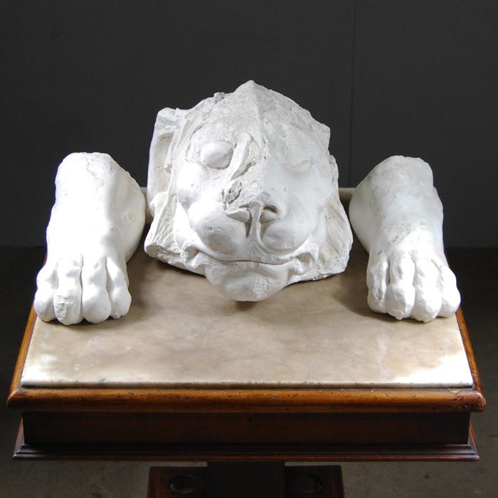 Coade lion