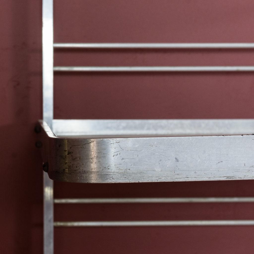 Mid-twentieth century French aluminium baker's rack,-122001