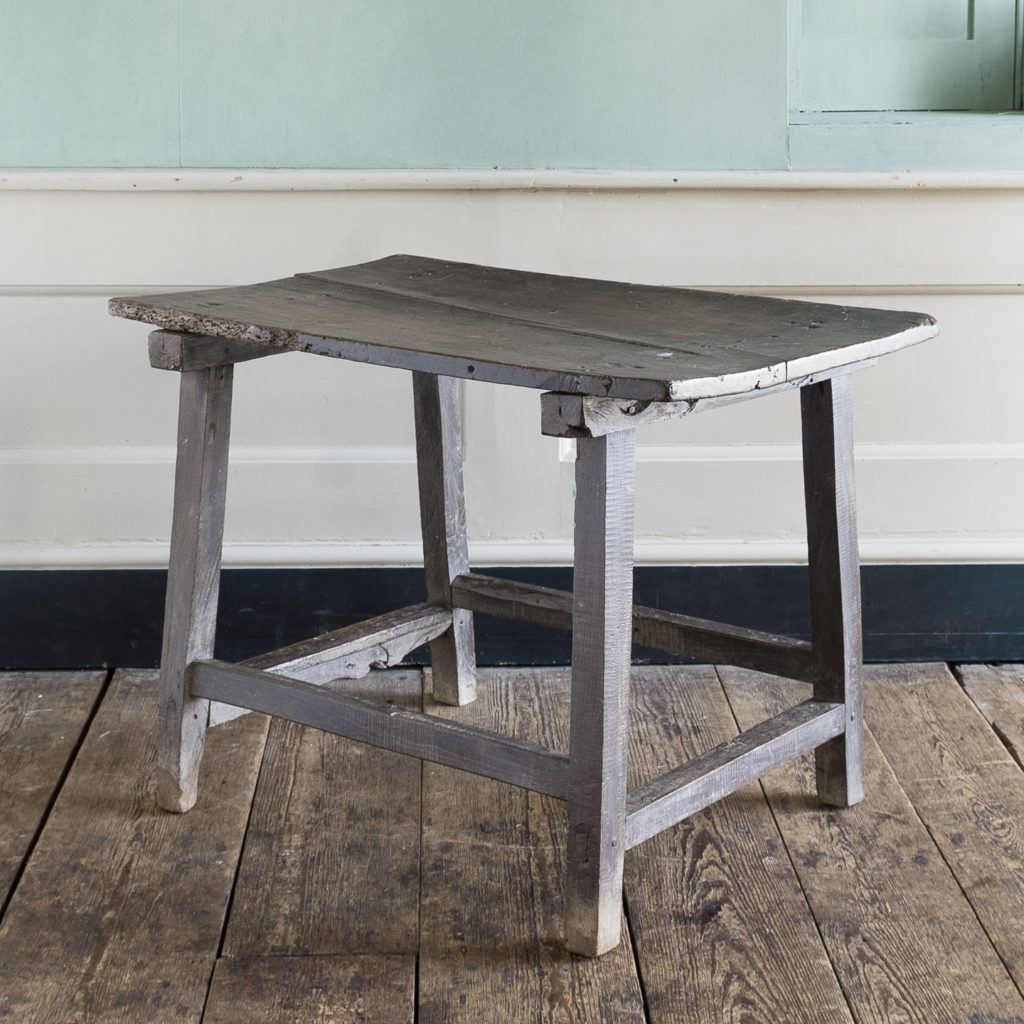 Spanish walnut tavern table,-122237