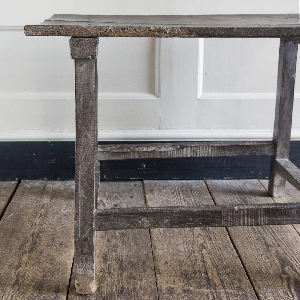 Spanish walnut tavern table,-122230
