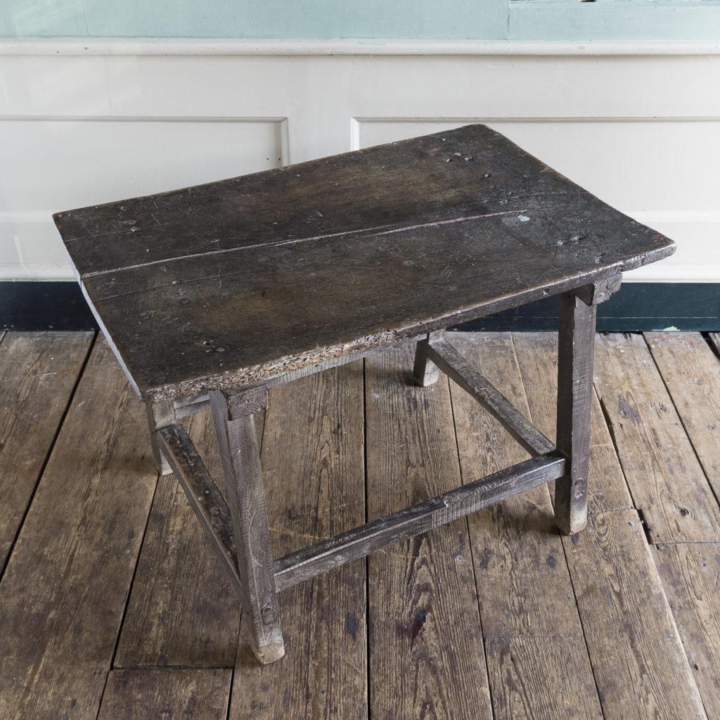 Spanish walnut tavern table,-122228