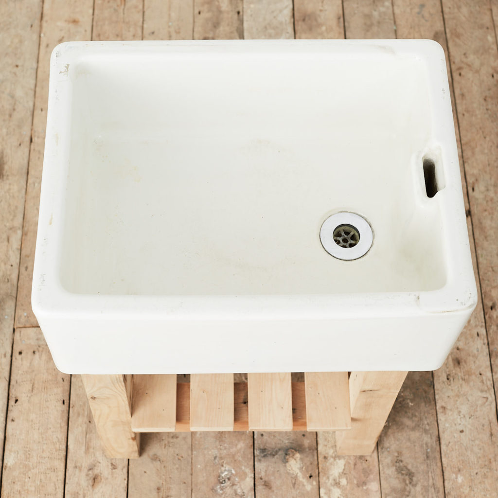 Reclaimed Belfast sink,-122908