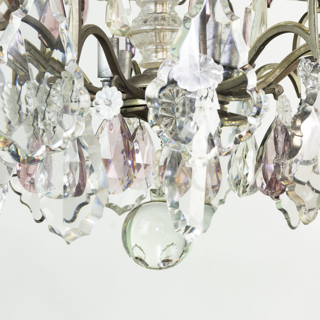 Mid-twentieth century French Louis XVI style chandelier, -123114