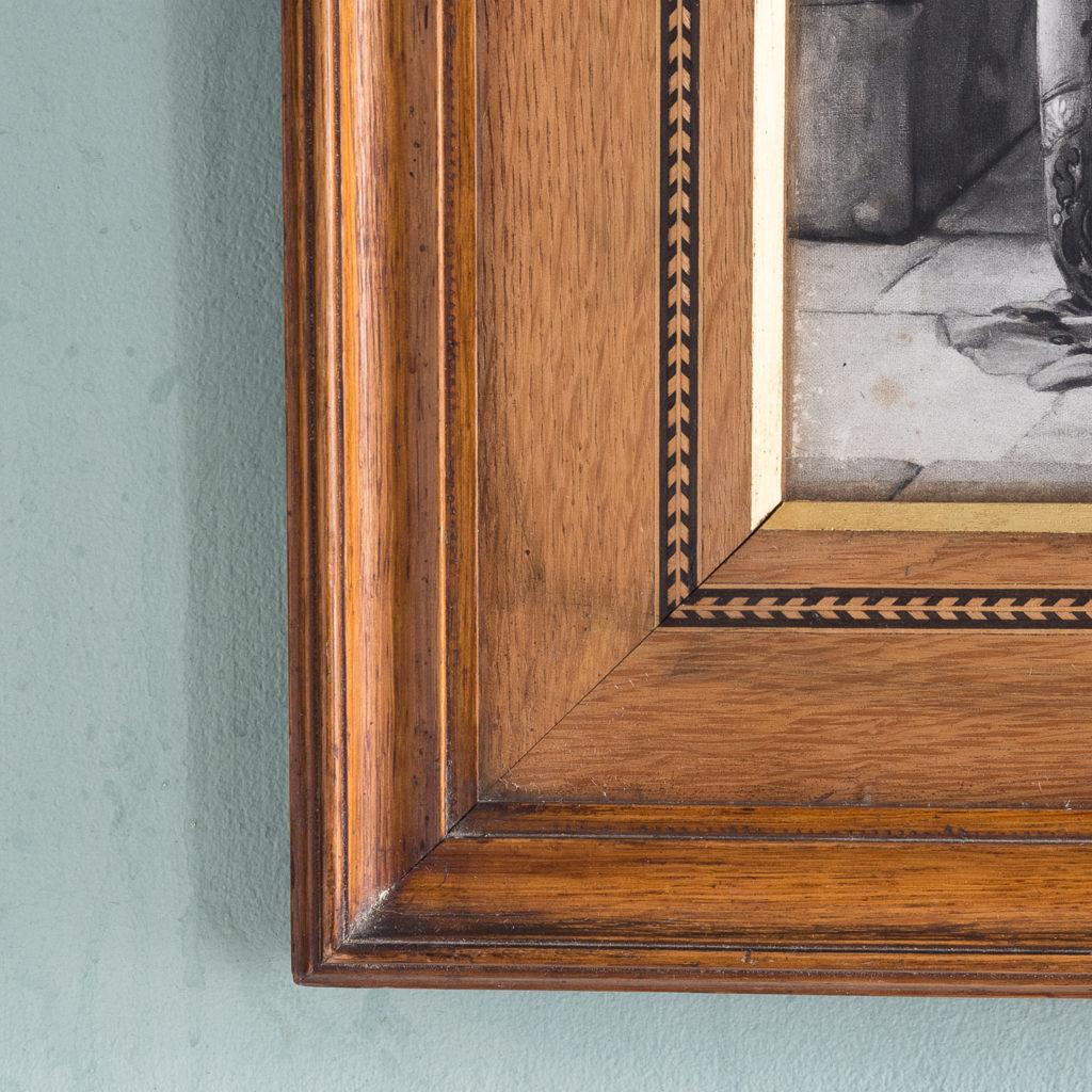 Tunbridge style frame
