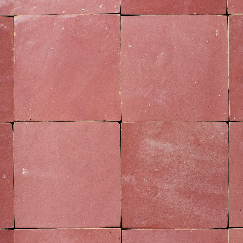 Hand cut Moroccan glazed tile,-122779