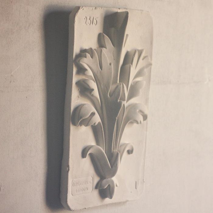 plaster plaque