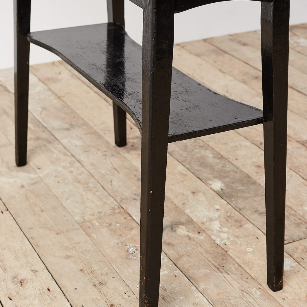 Faux marble Formica table,-125013