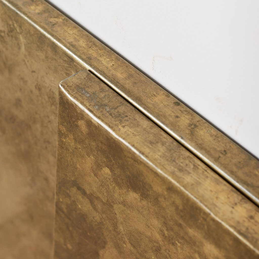 Brass table top,-124889